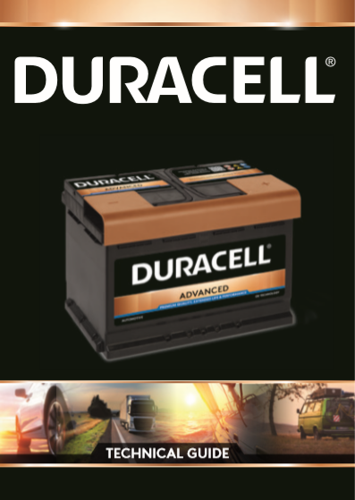 Duracell Automotive Technical Guide